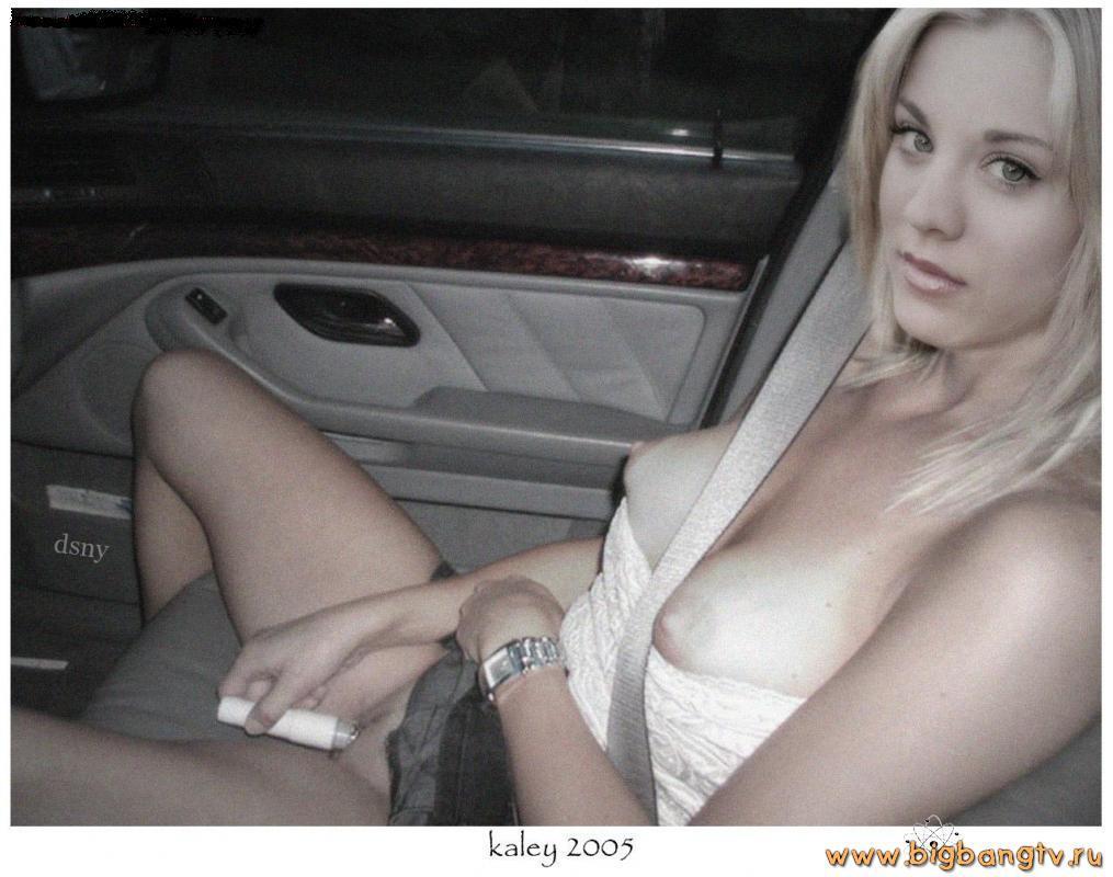 Kaley Cuoco Bigbangtv Ru Naked